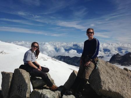Summit shot!