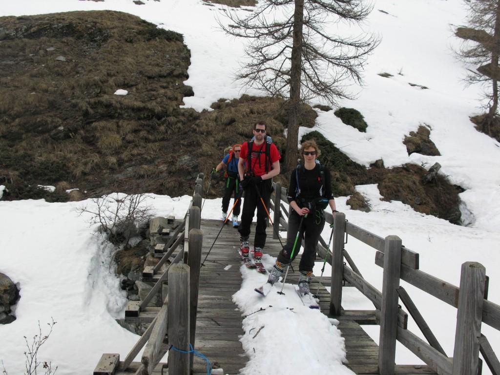 Grand Paradiso Ski Touring